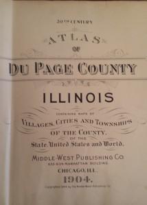 Atlas - Dupage County Illinois