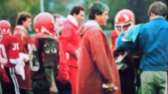 Mike Stevens, Bill Huskisson, Mike McCurry