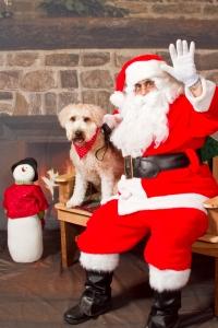 Clancy and Santa