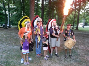 Blackhawck Tribe Fall 2013