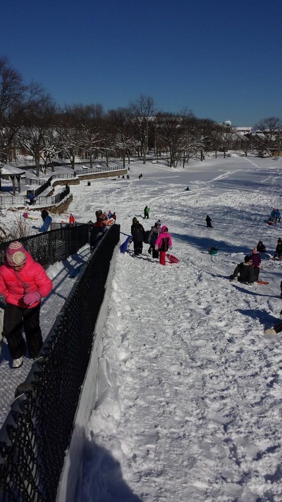 Park Avenue Park Clarendon Hills Snow Hill