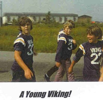 A Young Viking