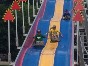 The Giant Fun Slide