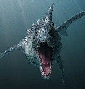 Perhistoric Fish