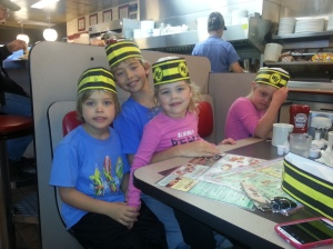Waffle House dinner...or breakfast!