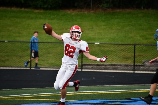 Micah's touchdown 4